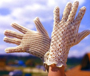 схема перчаток